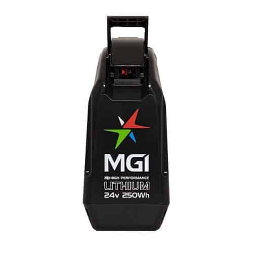 Mgi zip 250wh lithium golf buggy battery
