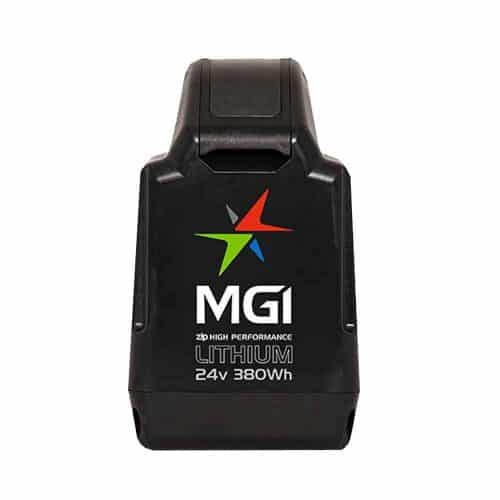 MGI Zip 380Wh Lithium Golf Buggy Battery