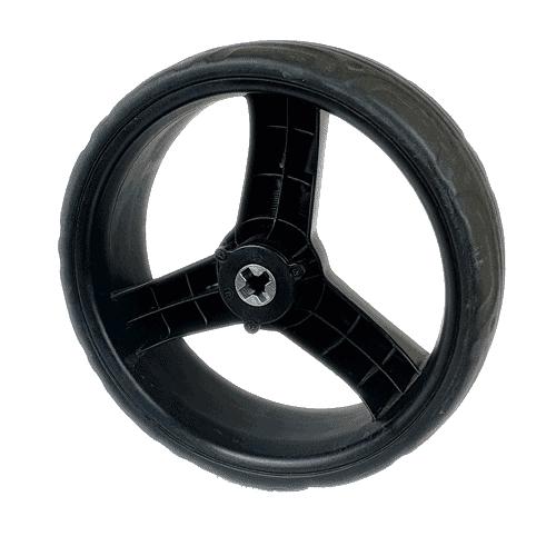 MGI Quad Winter Wheel Black