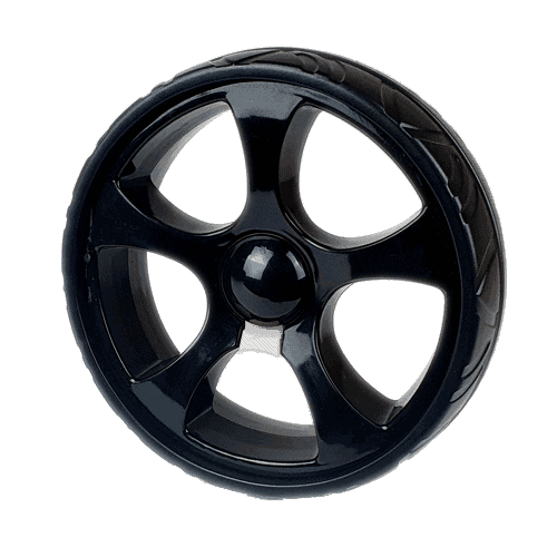 Powakaddy Rear Wheel Black