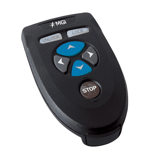 MGI Zip Nav AT Remote Control